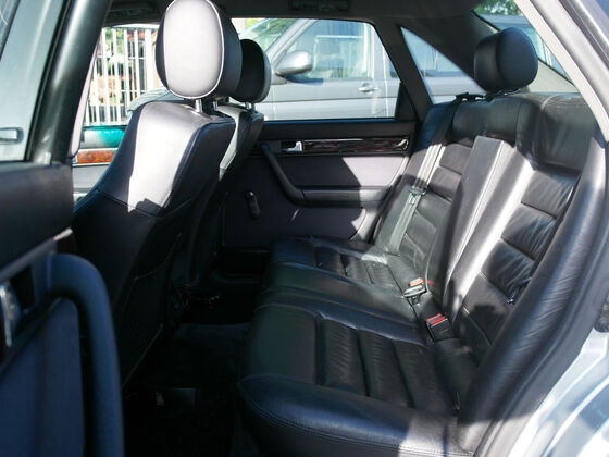 Audi A6 C4 Quattro  Limousine - BJ 04/96  - original und unverbastelt