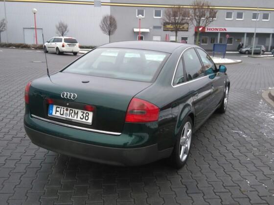 Audi A6 2.8 Quattro (Audi A6 C5)