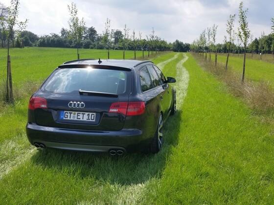 S6 Avant (Audi A6 C6)