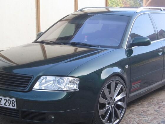 Audi A6 4b 2.5 TDI quattro TT5 Aut. (Audi A6 C4)