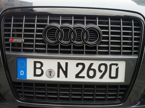 Audi A6 4f Avant 3.0 TDI Tiptronic (Audi A6 C6)