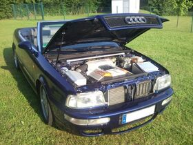 Audi Cabriolet V6 2.8