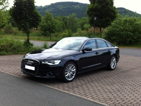 3.0 TDI Quattro S-tronic (Audi A6 C7)