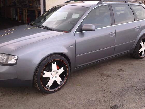 Audi A6 4b 2.5 TDI quattro 6 Gang
