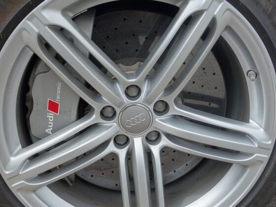AUDI RS6 Plus Avant Bj.10/2010 4BF, 1tes Fahrzeug NACH der limitierten 500 Plus Serie (Audi A6 C6)