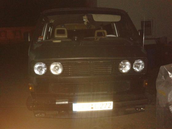T3 1,6 TD baujahr86 golfmotor drinn Bj92