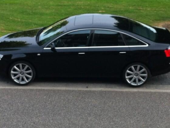 A6 4F (Audi A6 C6)