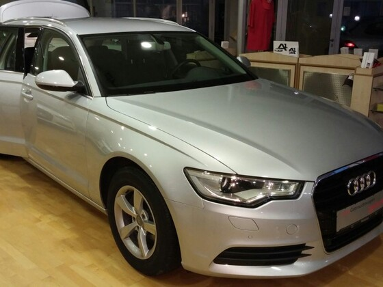 Audi Avant A6 3.0 TDi (Audi A6 C7)