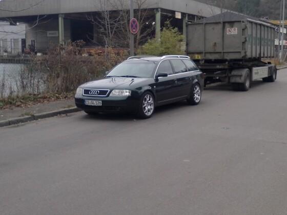 Winteraudi (Audi A6 C4)