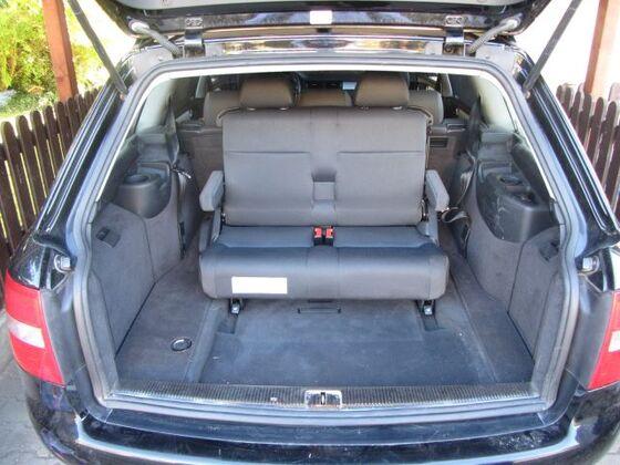 A6 4B Avant 3.0 quattro (Audi A6 C5)