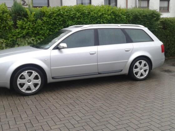 eine kurze story von S6 (Audi A6 C5)