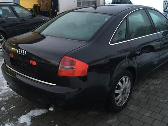 Audi A6 Quattro 2.5TDI Automatik (Audi A6 C5)